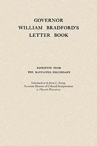 Governor William Bradford's Letter Book