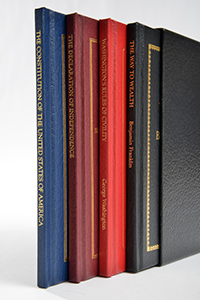 Books of American Wisdom Boxed Set