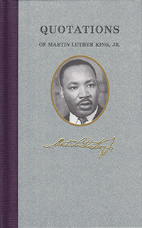 Quotations of Martin Luther King