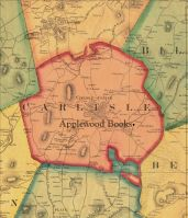 map showing Applewood Books location